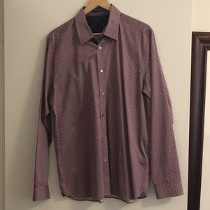 Ted Baker Men's Dress Shirt- XL
